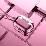 AirPods Pro Glans - hard case - Roze_