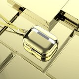 AirPods Pro Glans - hard case - Goud_