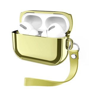 AirPods Pro Glans - hard case - Goud